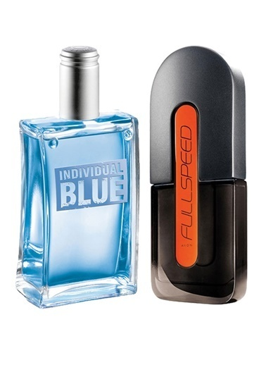 Avon Individual Blue ve Full Speed Erkek Parfüm Paketi Renksiz